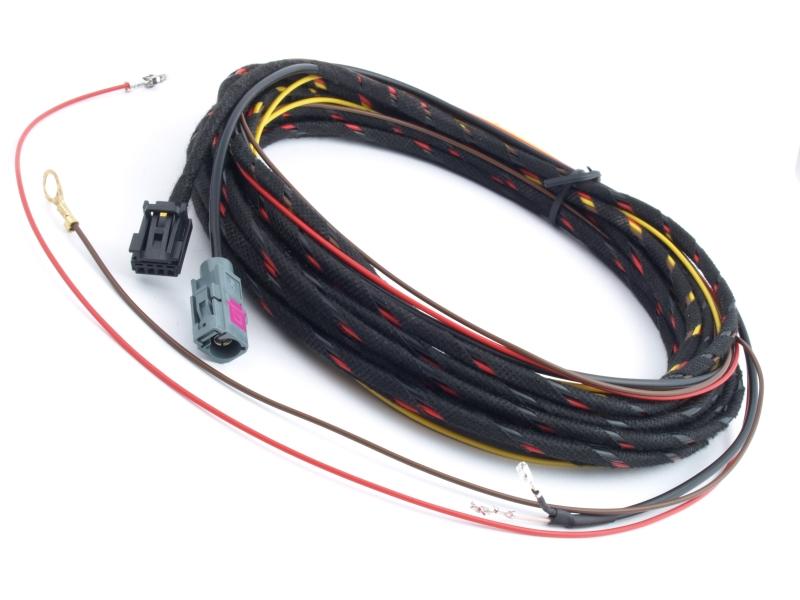 Kabelsatz Rückfahrkamera für VW T6 SG